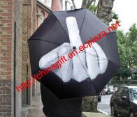 MIDDLE FINGER UP YOURS UMBRELLA