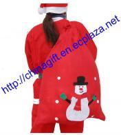 Santa Claus Gift Bags
