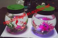 Electric fish jar