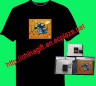 Electronic Drum Kit T-Shirt (Wireless)