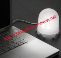 USB Light-Sensitive Ghost Lamp