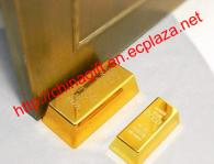 Mega Gold Bullion Door Stopper