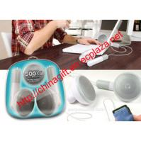 book shaped portable rechargeable battery power mp3 player speaker with fm/tf/usb
