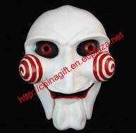 Texas Chainsaw Massacre Shape Masquerade Halloween Resin Cosplay Mask