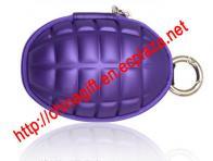 Grenades Shaped Key Bag/Change Purse