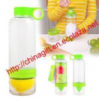 830ml DIY Lemon Juicer Press Twist and Infuse Functions Green