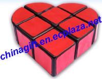 Love heart Rubik\\\'s Cube