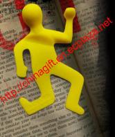 Squashed man bookmark (copy)