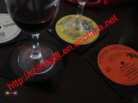 Nivyl record coaster