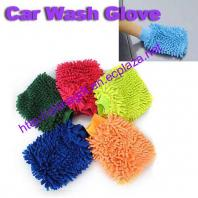 Cleaning Supplies Super Mitt Microfiber Car Wash Washing Cleaning Glove
