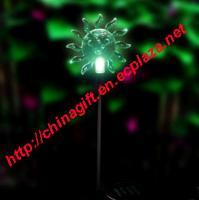 Solar garden lamp - Sun