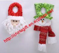 8.5 Inch Christmas Door Hanger Ornaments