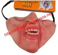 Special Latex Half Face Halloween Mask