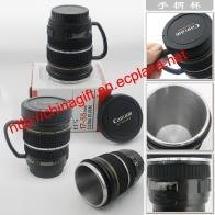 Handle Canim Camera Len Mug