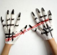 Ghost Demon Monster Latex Glove Hands Halloween Costume
