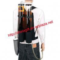 DUAL Shot Dispenser Backpack, Back Tapper Backpack Beer and Beverage Dispenser