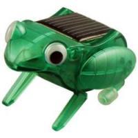 Solar Happy Hopping Frog