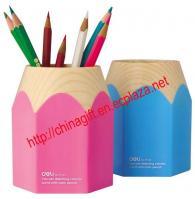 Pencil Stump Style Pen Stand
