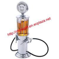 Dual Gas Gun Butler Beverage Dispenser