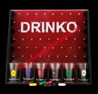 Drinko Shot Drinking Wine Table Game Set