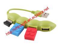 Bean USB 4-Port Hub