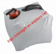 Portable PVC Folding Water Bag Can