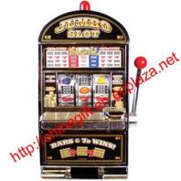 Jumbo Slot Machine Savings Bank