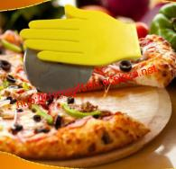 Hand Shaped Pizza Cutter Knife