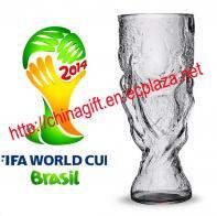 FIFA WORLD CUP glass beer mug