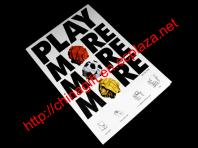 Ball Games Memo Pad