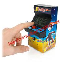 Arcade Machine Alarm Clock