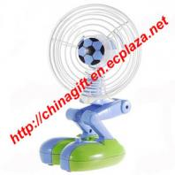 USB Powered Soccer Robot Oscillating Cooling Fan
