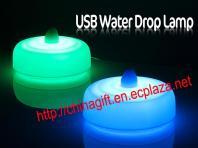 USB Water Drop Lamp