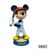 Disney Resin Figurine