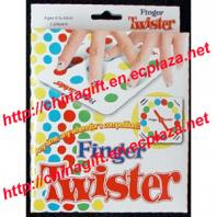 Finger Twister Game - Anytime, Anywhere for a Competition!