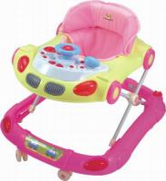 baby walker with music and brake set