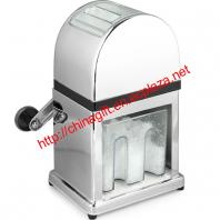 Chrome Ice Crusher