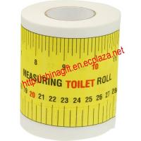 Measuring Toilet Tissue Roll