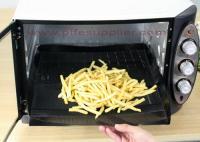 Non-stick Oven Mesh Tray