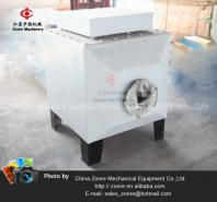 Industrial air duct heater