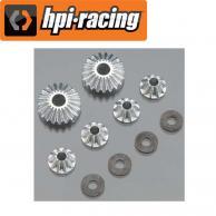 HPI Racing Steel Differential Gear Set