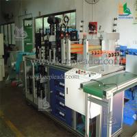 CD/DVD sleeve ultrasonic making machine