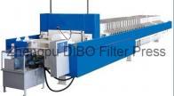 Filter press Zhengpu DIBO Quick Open Automatic Membrane Filter Press
