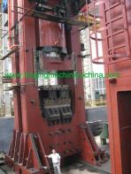 hot extrusion hydraulic press