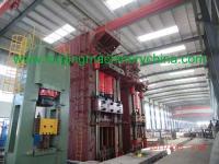 30000 ton hydraulic press