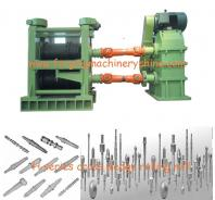 shaft forging machine