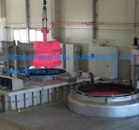 1100 Degree Protective Atmosphere Carburizing Quenching Furnace