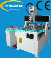 Mold carving machine