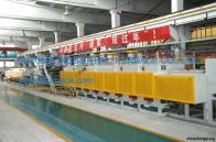 Mesh Belt Type Carburizing Furnace China