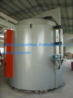 1200 Degree Celsius Pit Hardening Furnace China